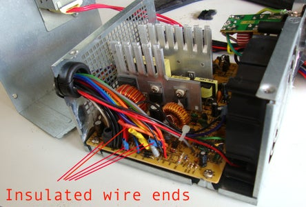 Prepare Your PSU for Use As a Project Power Supply