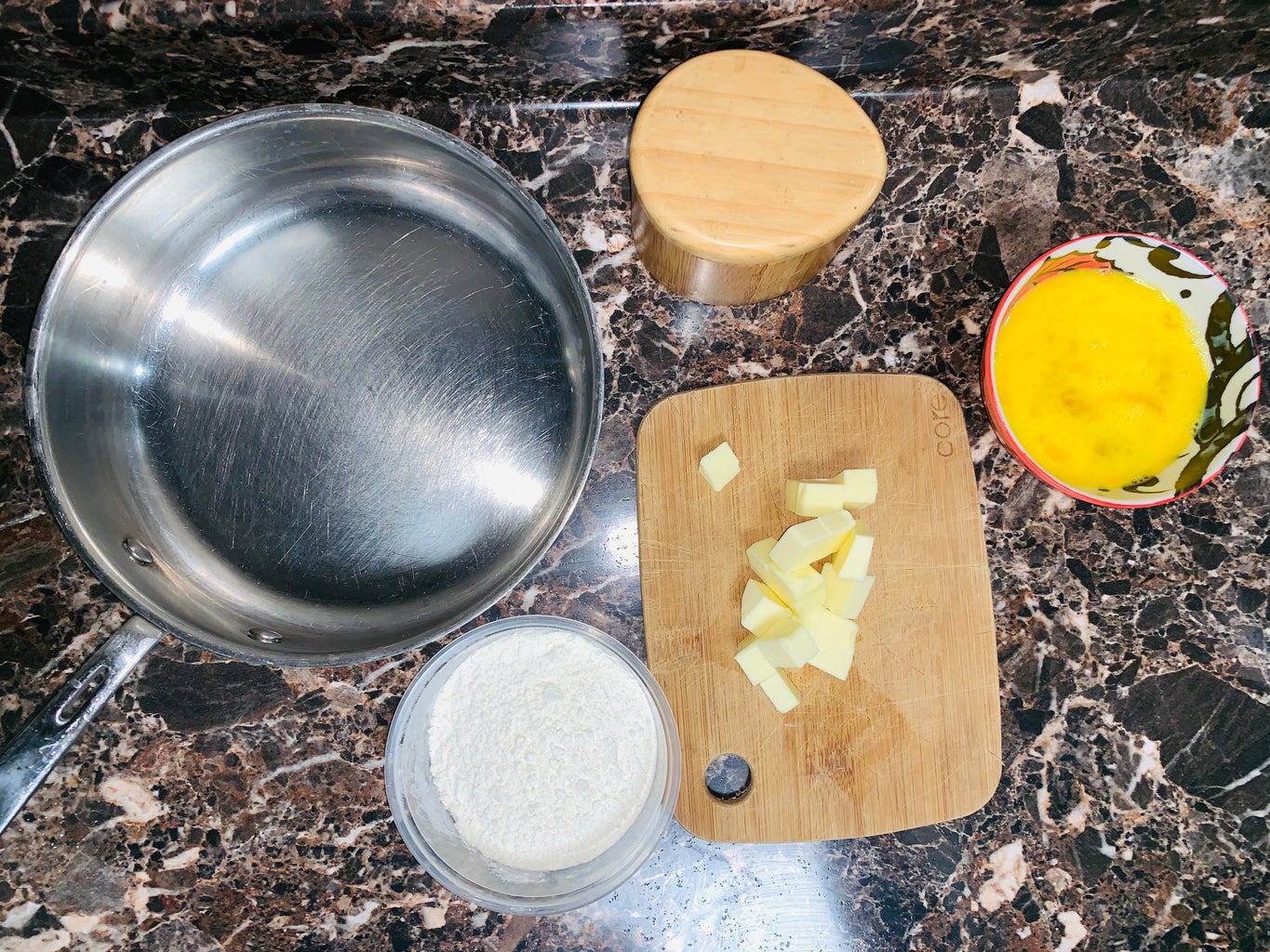 Gather Up Your Ingredients and Equipment
