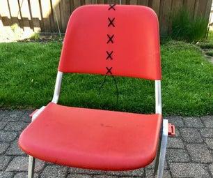 Repair of a Classic Chair
