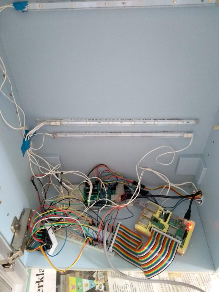 Electronics in Your Window