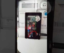Read Your Main Power Electricity Meter (ESP8266, WiFi, MQTT and Openhab)