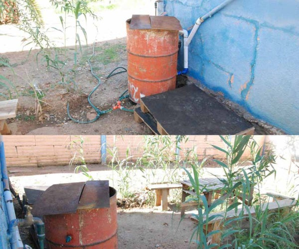 How to Make a Filter for Garden Water