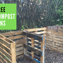 Build a FREE Compost Bin in MINUTES