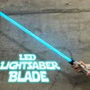 Use the Force and Make Your Own Lightsaber (Blade)