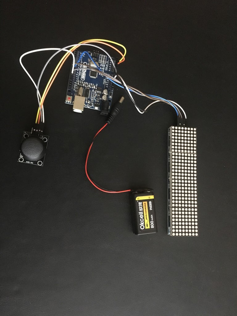 How to Connect the Parts to the Arduino