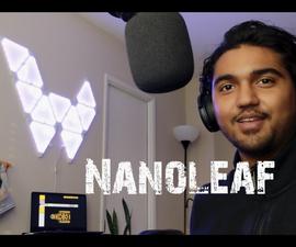 DIY Nanoleaf (Vrikxa)