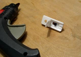 Glue Switch in Place: