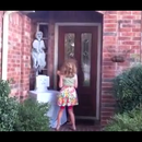 DIY How To Scare Trick or Treaters