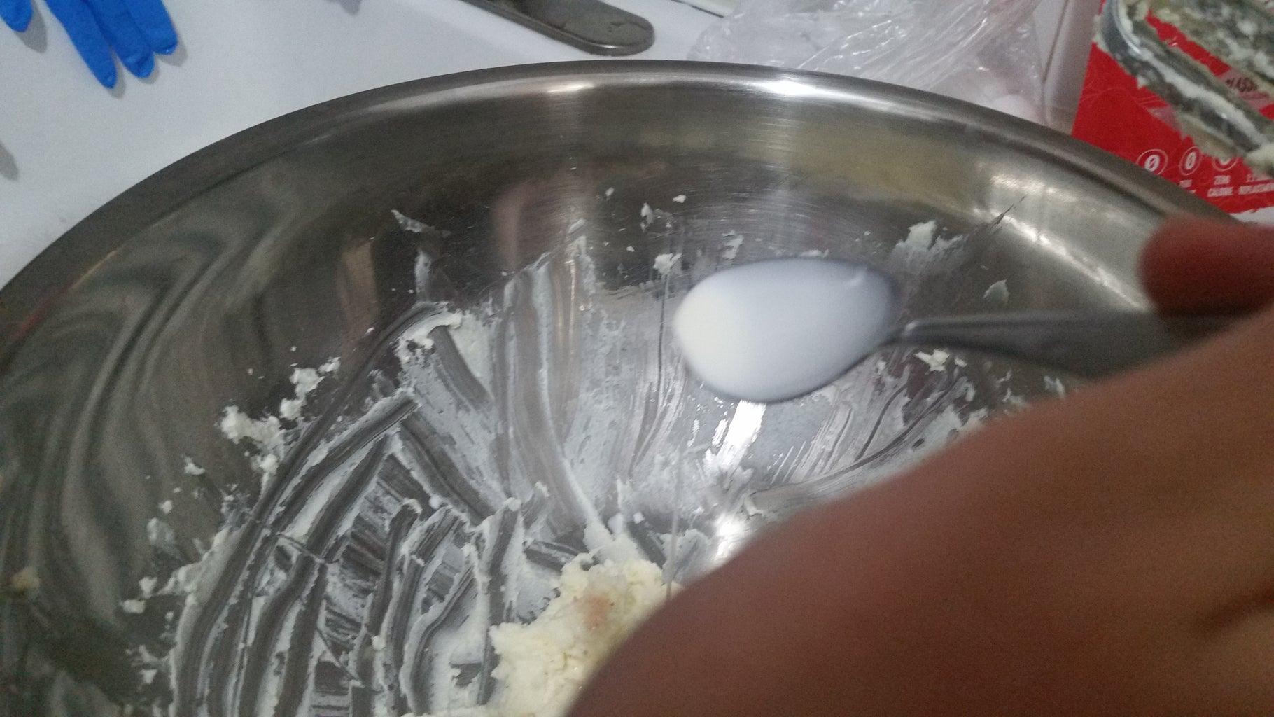 Making the Glaze