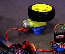 Running DC Motor With Arduino Using L298N Motor Driver