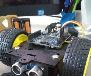 L298 DC Motor Driver Demos/Tutorial
