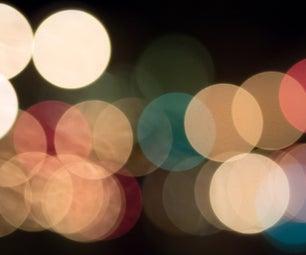 Make Bokeh Dots - Circles of Confusion