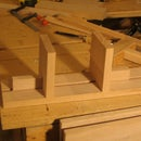 Sliding Dovetail Bookends