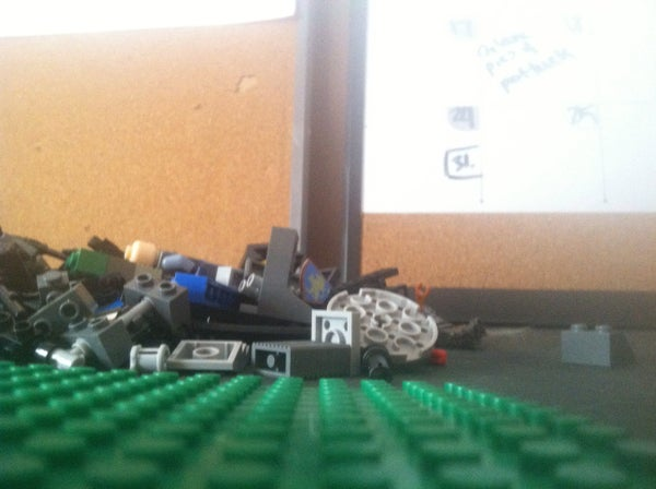 Make a Lego Movie
