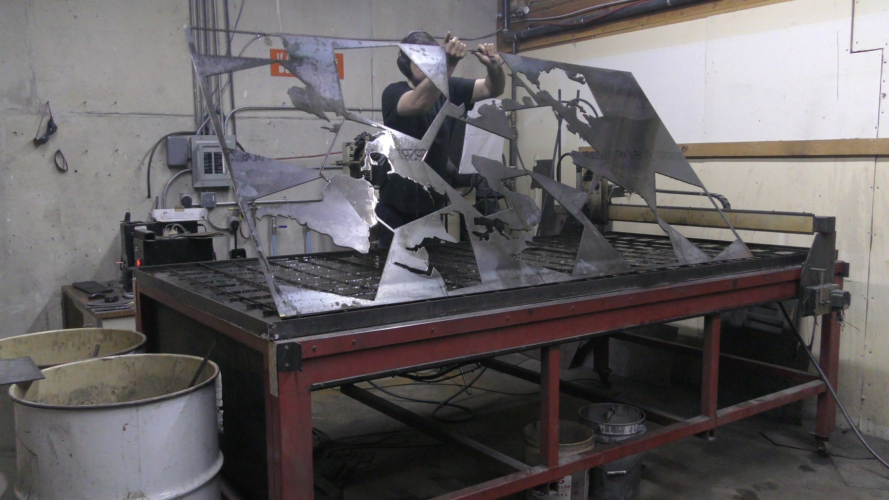 CNC Plasma Cut Shapes