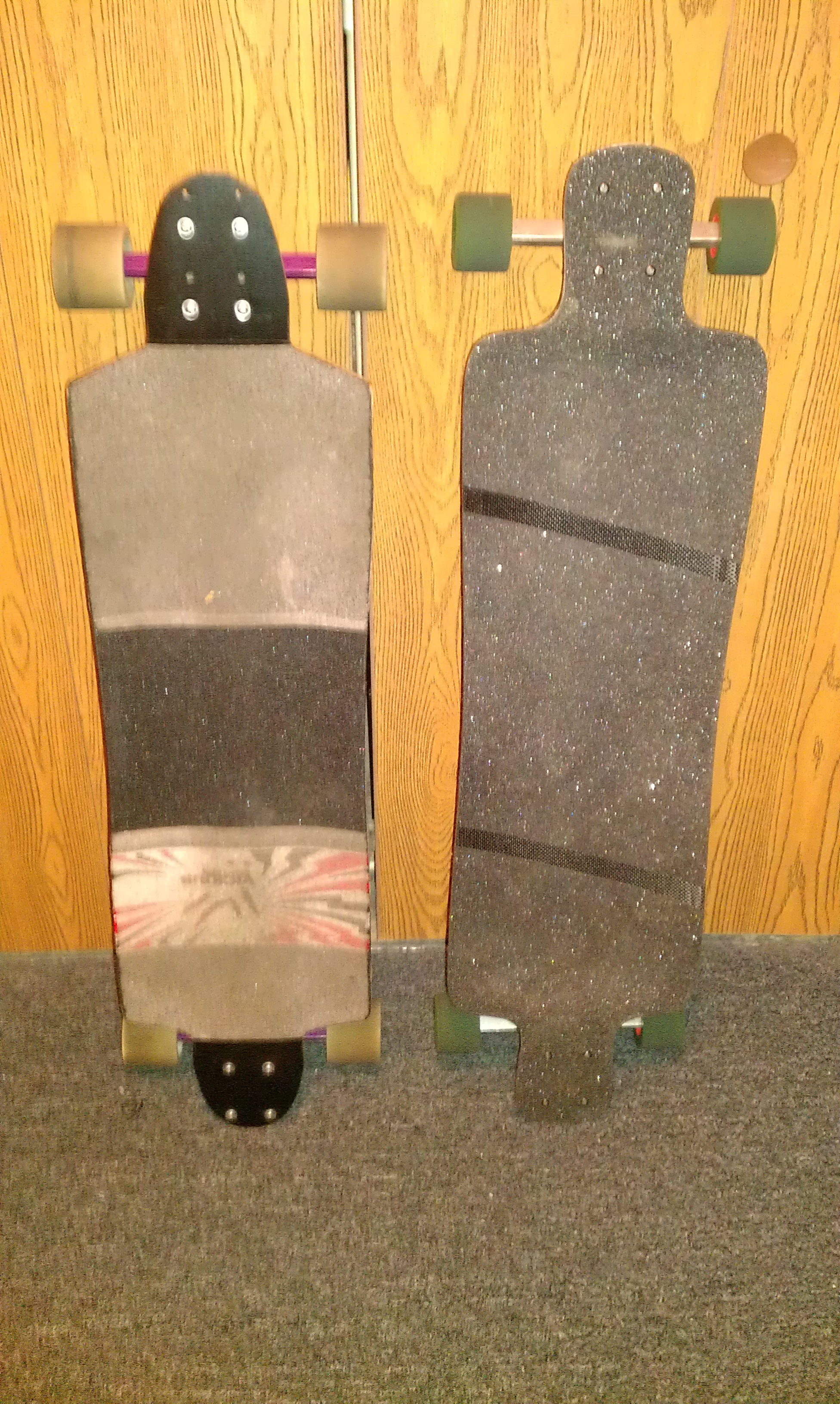 Grip Your Longboard Deck!