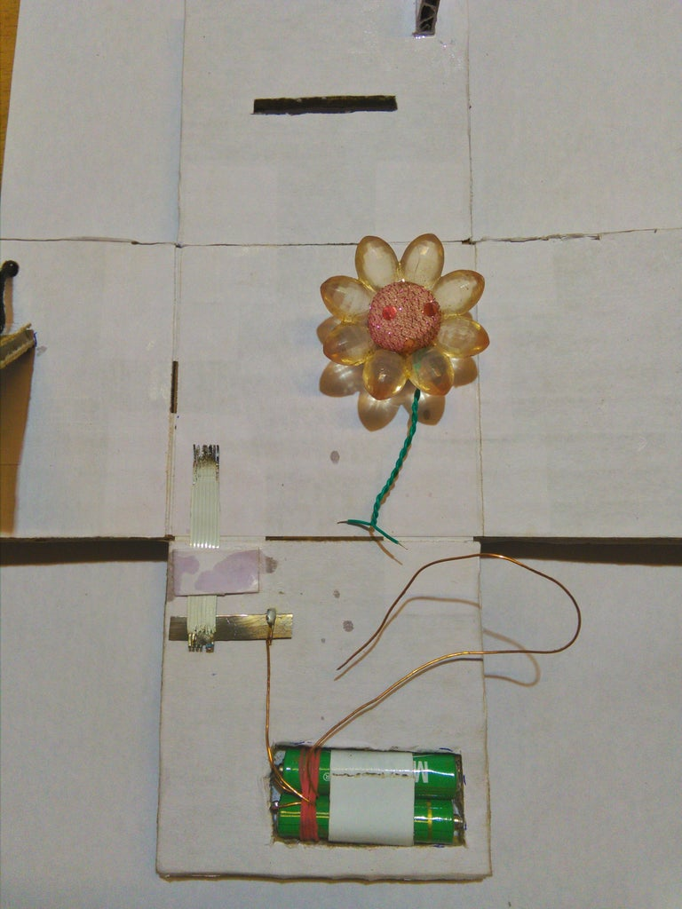 Automatic Switch and Decorations