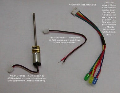Build the Cable Assemblies