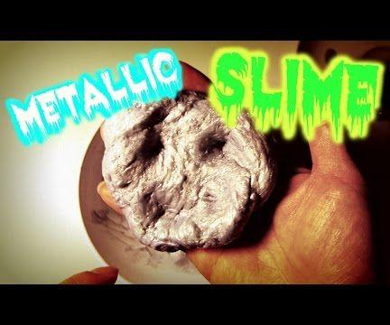 How to Make Metallic Slime