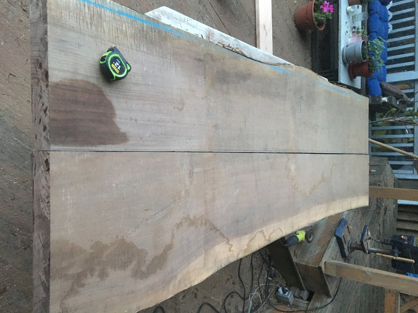 The Top: Rough Cutting and Dimensioning
