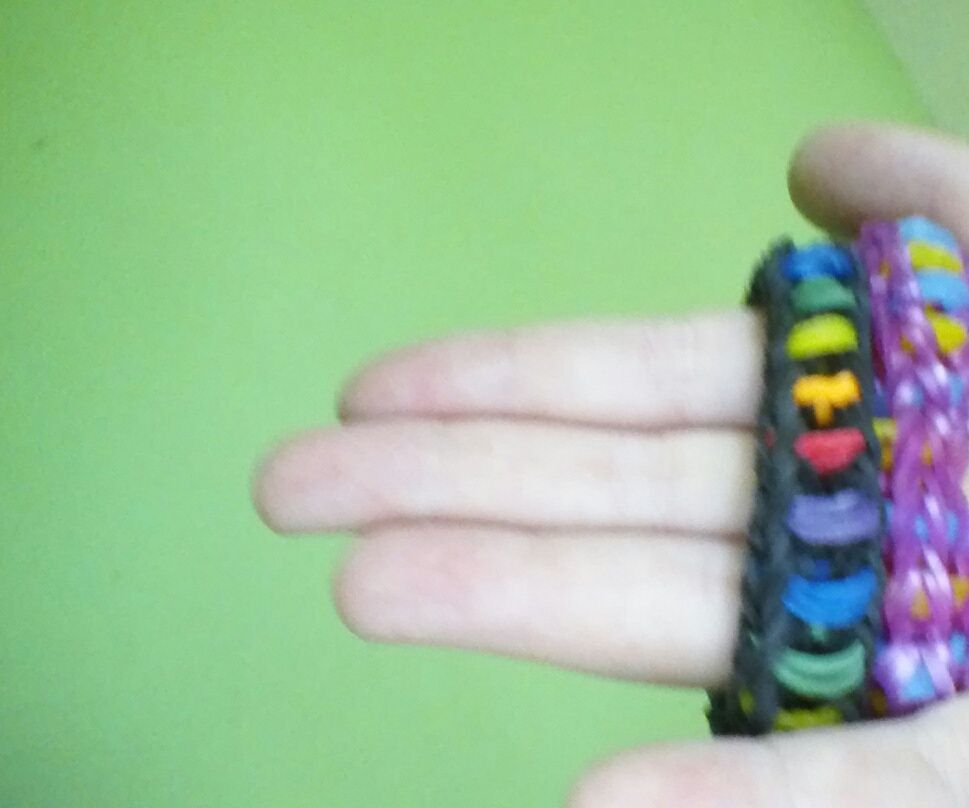 how to make a rainbow loom rainbow tower or step ladder.
