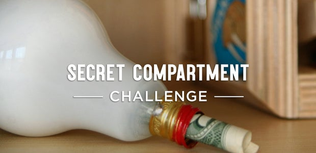 Secret Compartment Challenge
