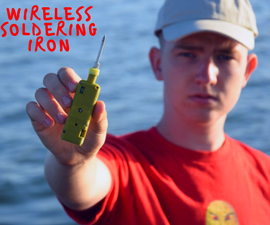Wireless Soldering Iron