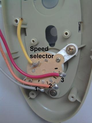 fan repair  4 steps  instructables