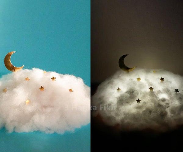 Aesthetic Cloud Room Decor