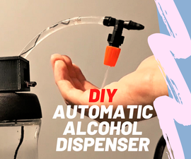The $5 Automatic Alcohol Dispenser