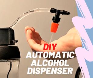 5 $自动酒精分配器