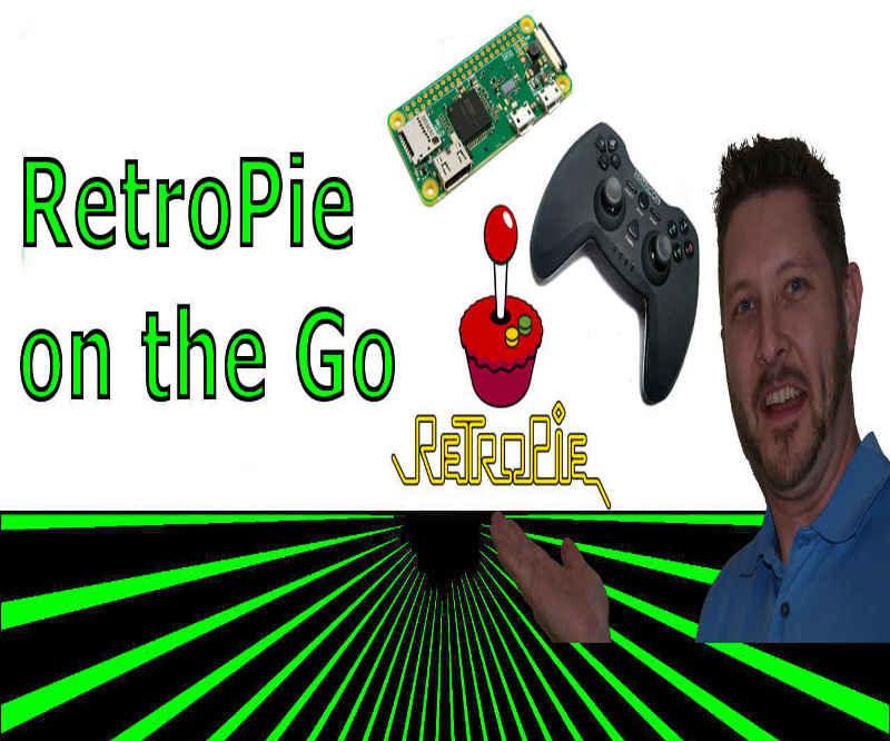 On the Go RetroPie