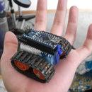 Arduino Nano based Microbot