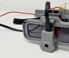 CheApR - Open Source Augmented Reality Smart Glasses