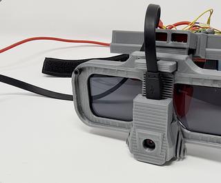 Cheapr  - 开源增强现实智能眼镜