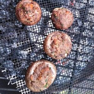 BBQ Mushrooms