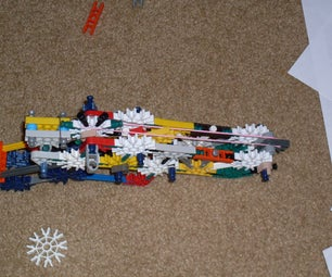 K'nex Rubberband Gun