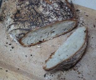 No Knead No Mess Bread