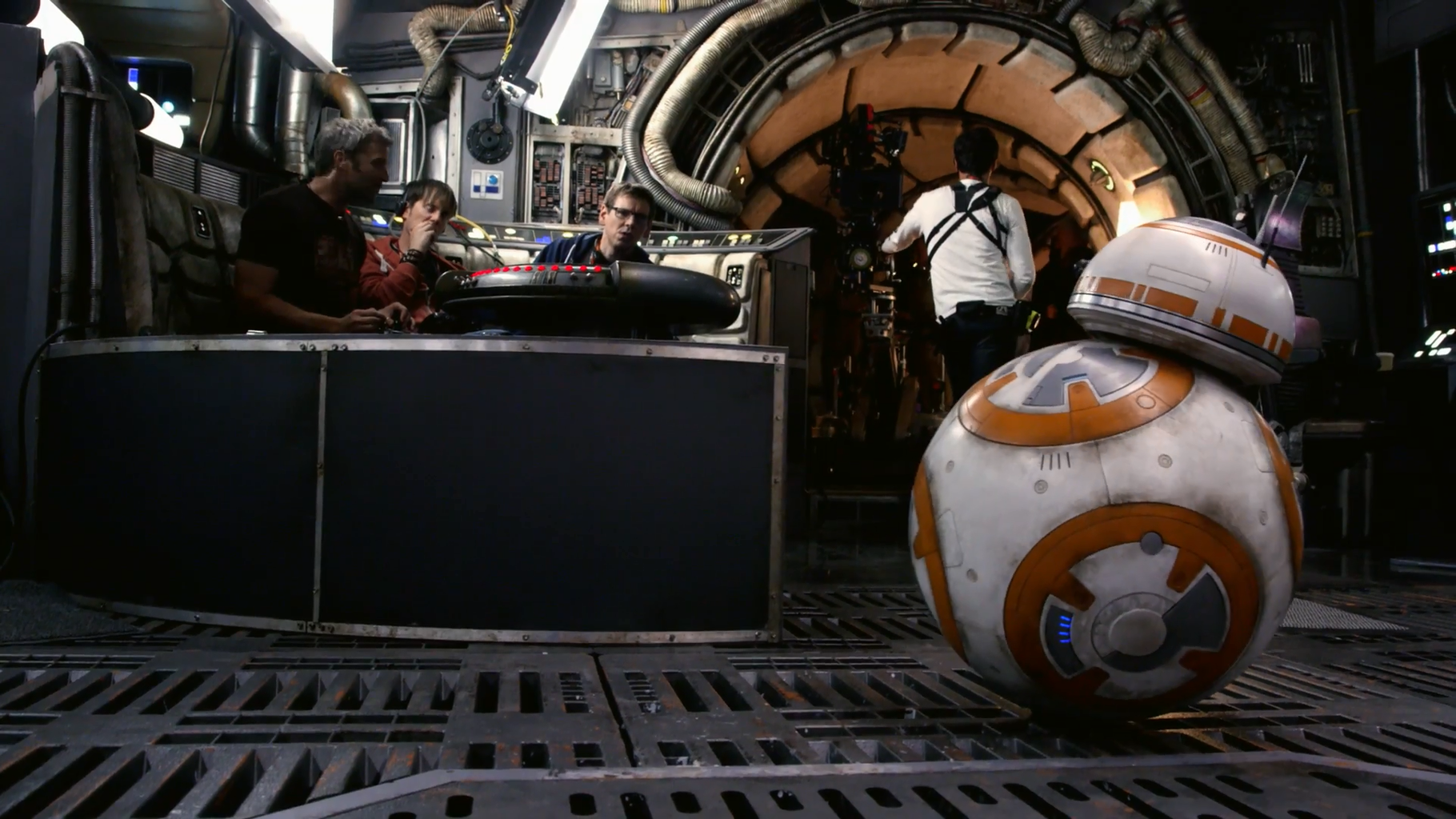 The Science Behind BB8's Magic!