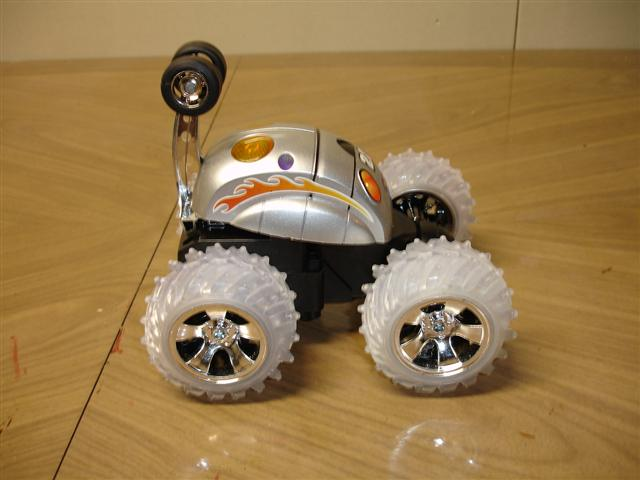 Hand Motion Controlled R/C Car