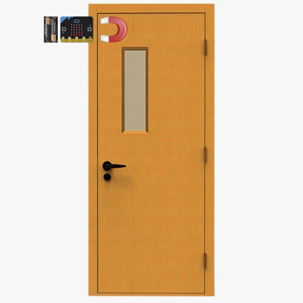 Installing Your Sensors to the Door