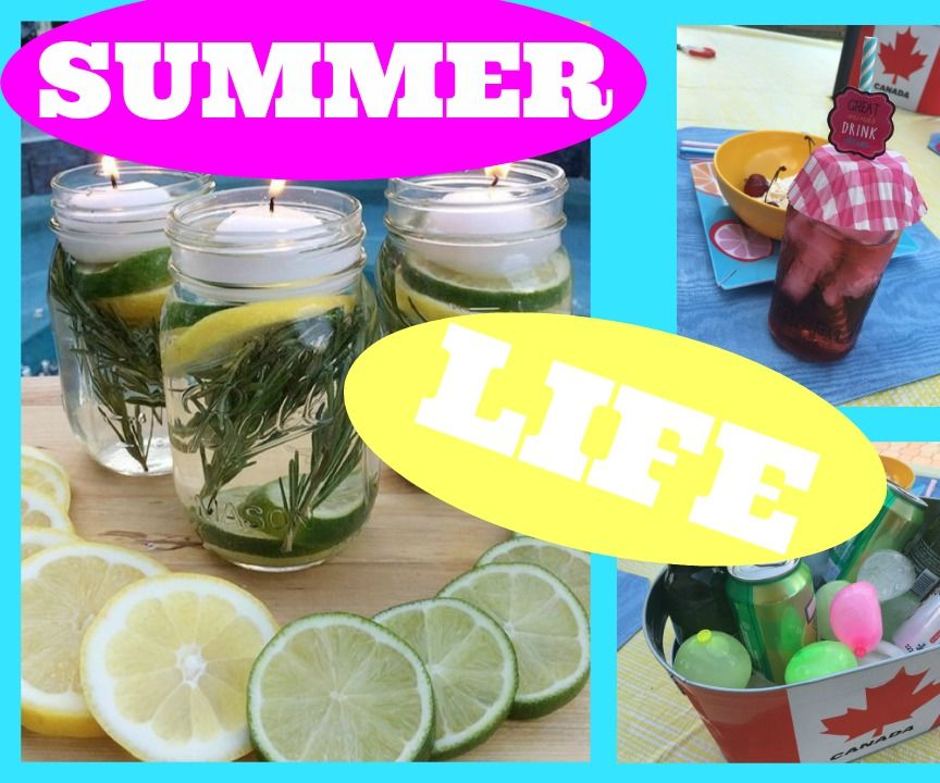 DIY Summer Essential Hacks - Ideas