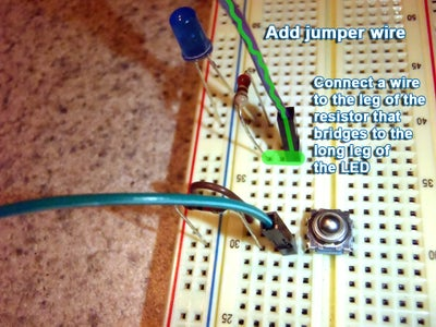 Add Jumper Wire
