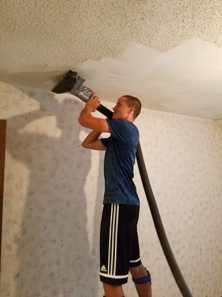 Popcorn Ceiling Removal Tool