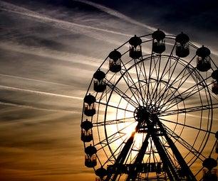 3 Feet Tall Ferris Wheel Knex Full Instructions