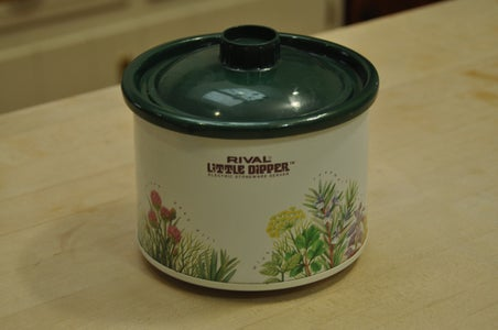 Modding a Crock-Pot