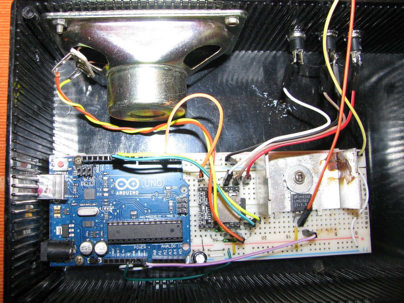 Assembly & Circuit Wiring