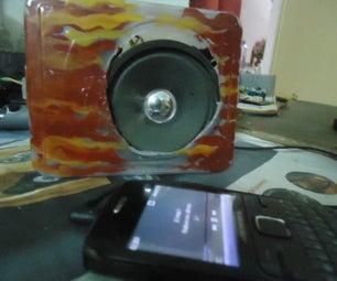 Potable Diy Amp