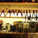Overhead Tool Storage