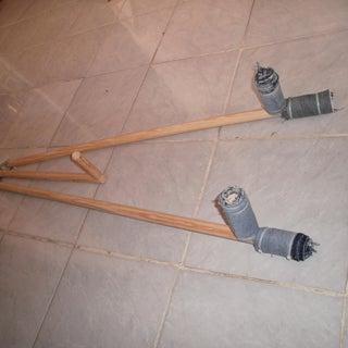 DIY Legs Stretcher for Splits